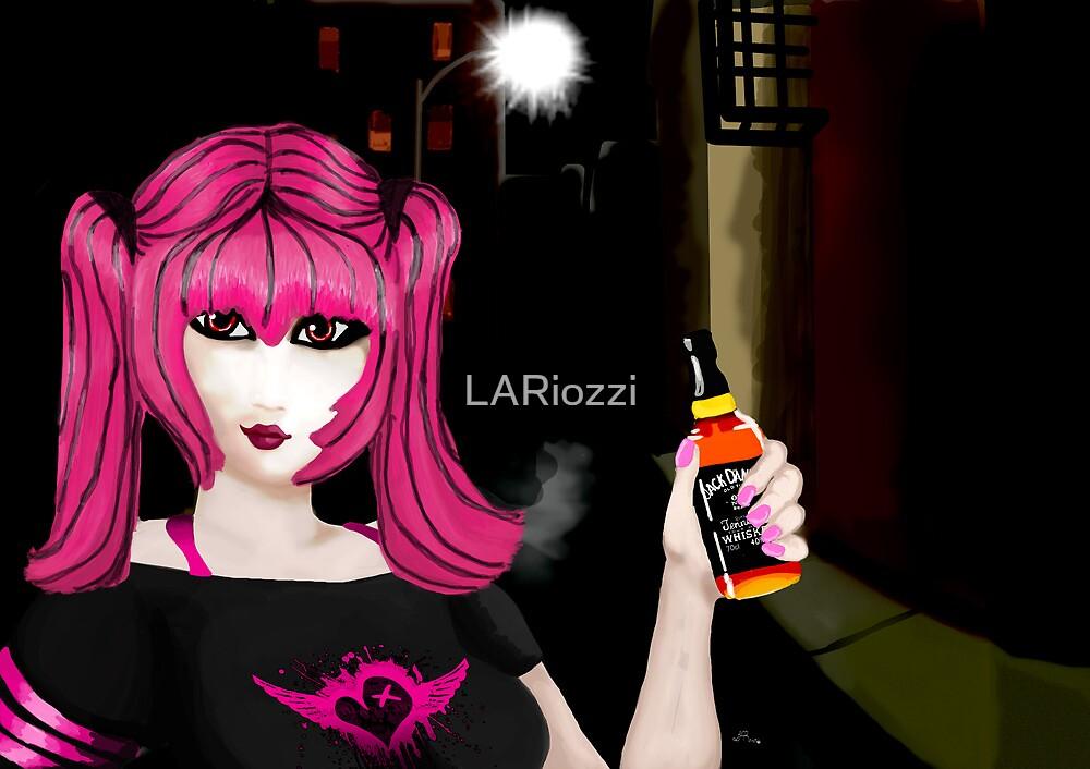 Crazy Amy: Party Hard  by LARiozzi