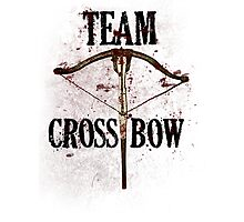 Team Crossbow Photographic Print