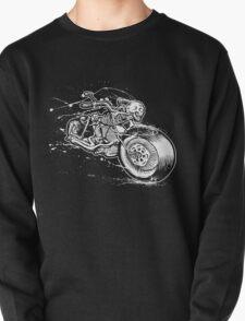 Skeleton Rider Pullover