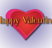 Valentine Day Card by Piero
