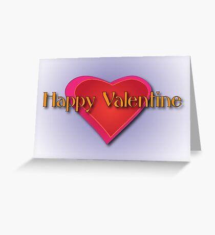 Valentine Day Card Greeting Card