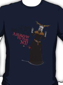 Arrow To The Ni!! T-Shirt