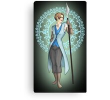 Keladry - Lady Knight Canvas Print