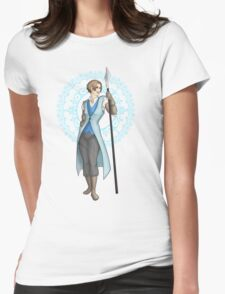 Keladry - Lady Knight Womens Fitted T-Shirt