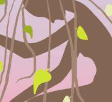 """Women's """"Tree Fairy"""" Sticker"""