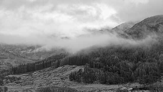 Above Glen Trool by PigleT