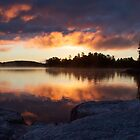 Minnesota Sunrise by Rick McKee