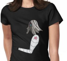 The Winter Soldier Womens Fitted T-Shirt