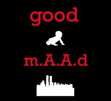 Good Kid m.A.A.d City 2 - Kendrick Lamar by Banana Ocean