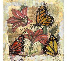 Fallen Butterfly Photographic Print