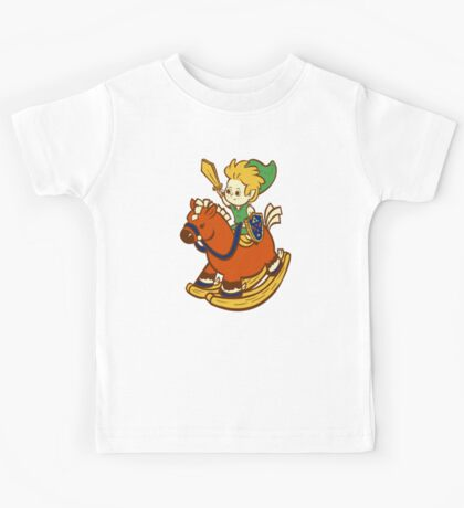 A Link in the Past Kids Clothes