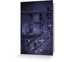 Dark Places Greeting Card