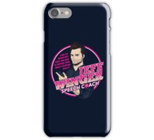 Jeff Winger: Speech Coach iPhone Case/Skin