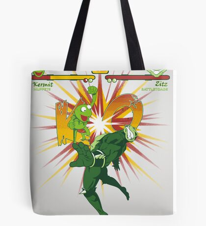 SWAMP FIGHTER Tote Bag