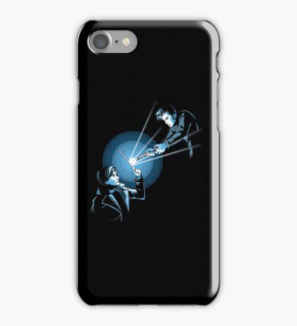 BARTY VS DOCTOR iPhone Case/Skin
