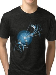 BARTY VS DOCTOR Tri-blend T-Shirt