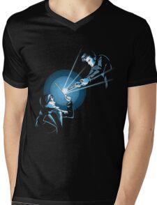 BARTY VS DOCTOR Mens V-Neck T-Shirt