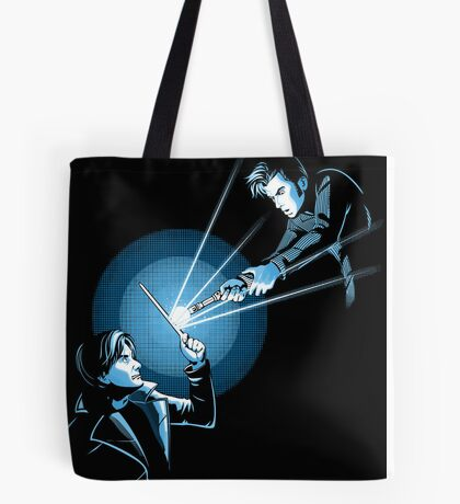 BARTY VS DOCTOR Tote Bag
