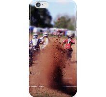 MOTO-X... GO! GO! GO! iPhone Case/Skin