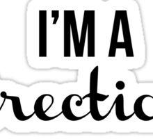 I'm A Directioner Sticker