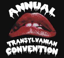 Rocky Horror | Annual Transylvanian Convention T-Shirt