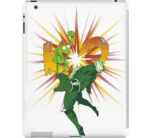 SWAMP FIGHTER iPad Case/Skin