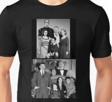 The Munsters and The Addams Family Unisex T-Shirt