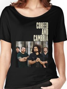 Coheed and Cambria Gunahad5 Women's Relaxed Fit T-Shirt