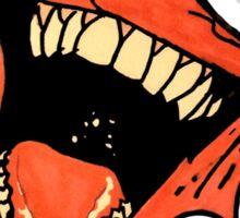 Joker Batman Smile - Death of the Family Sticker