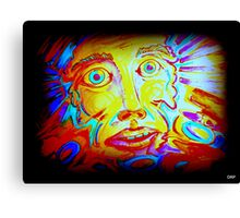 Television Is Mind-Numbing Canvas Print