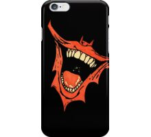 Joker Batman Smile - Death of the Family iPhone Case/Skin