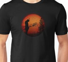 My Love Japan / Samurai warrior / Ninja / Katana Unisex T-Shirt