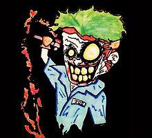 Joker - Death of the Family by CreepifiedMatt