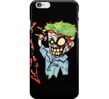 Joker - Death of the Family iPhone Case/Skin