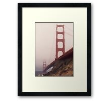The Bridge Framed Print