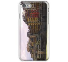 Ponte Vecchio,  Firenze iPhone Case/Skin