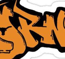 Horns - Texas Longhorns Sticker