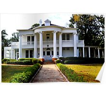 Southern Mansion Poster