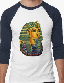 King Tut Men's Baseball ¾ T-Shirt