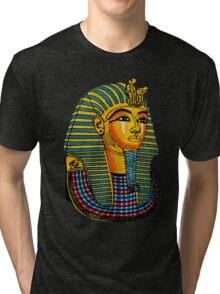 King Tut Tri-blend T-Shirt