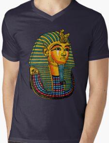 King Tut Mens V-Neck T-Shirt