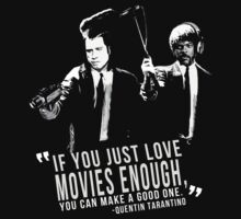"Pulp Fiction ""Shooting""  by Thehob"
