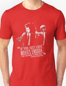 "Pulp Fiction ""Shooting""  Unisex T-Shirt"