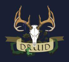 The Druid by Sirkib