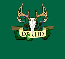 The Druid (outlined) Unisex T-Shirt
