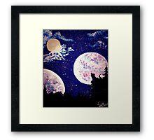 Hour of Twilight Framed Print
