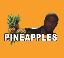 Kevin Hart - Pineapples by AstroNance