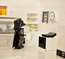 Time To Make The Death Star by eriqmartinez