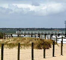 Sandy Beach by chasingangel82