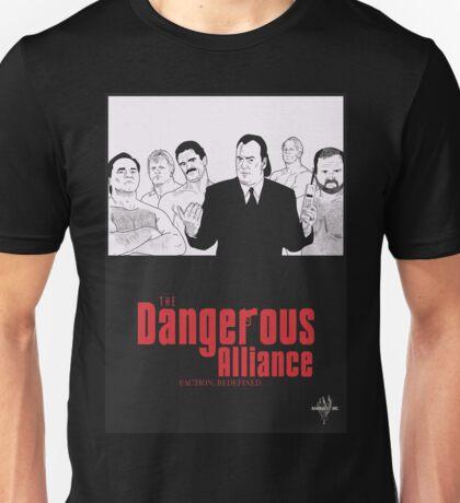 DANGEROUS ALLIANCE - Faction. Redefined. Unisex T-Shirt